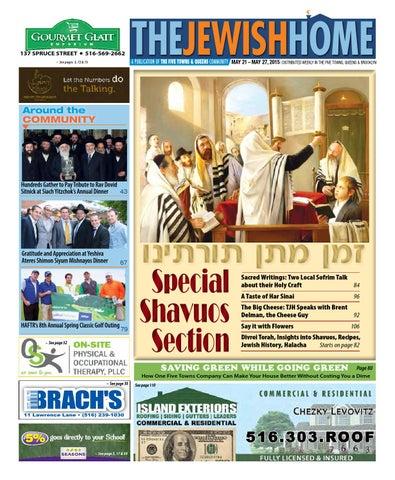 0b59d8bb64 Five Towns Jewish Home - 5-21-15 by Yitzy Halpern - issuu