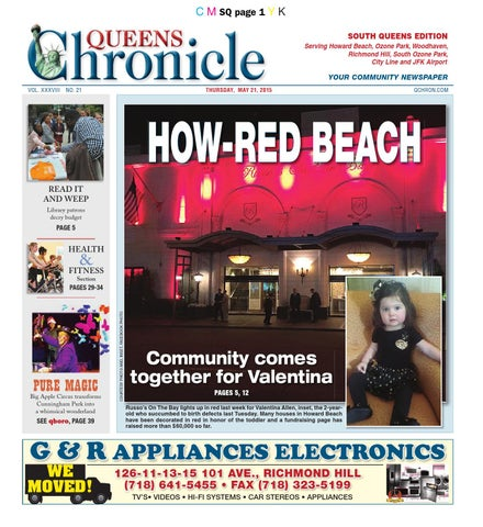 Queens Chronicle South Edition 05-21-15