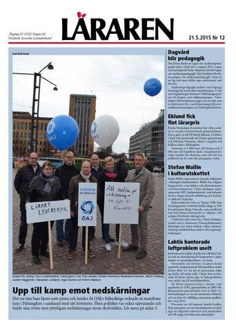 Svara regeringsforhandlingar vantar i finland