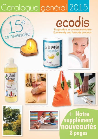 Catalogue general 2015 - chapitres by Ecodis - issuu e19451d93bd