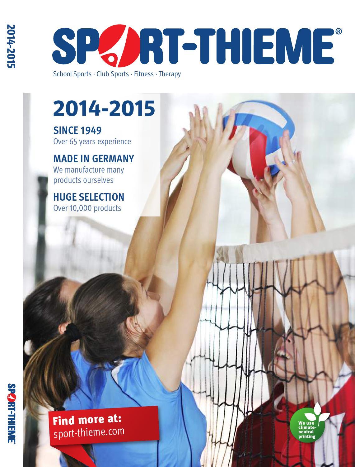 Sport-Thieme 2014-2015 by Á. Óskarsson ehf. - issuu 06dab28ba