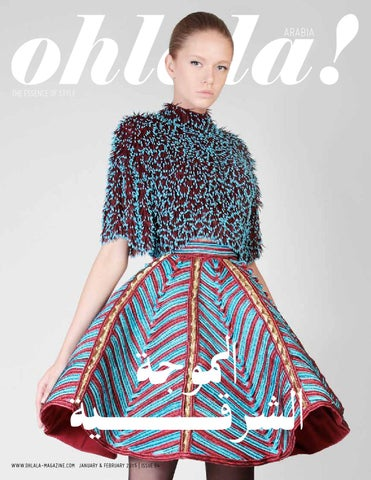 030c42e1e Ohlala! Arabia March & April 2015 by Ohlala Magazine - issuu