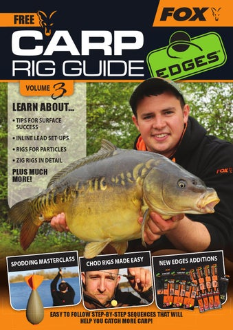 b38c021f68b FOX Carp Rig Guide 3 by FOX International Limited - issuu
