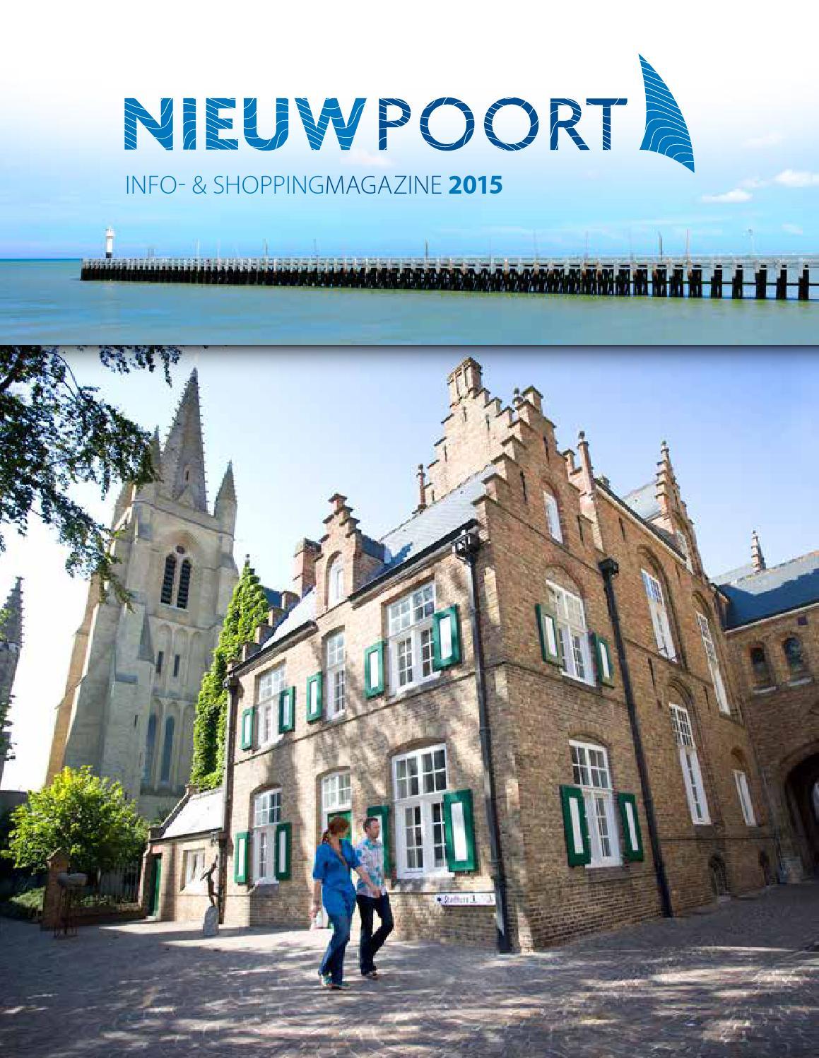 Nieuwpoort 2015 by westtoer issuu - Bibliotheek balances ...