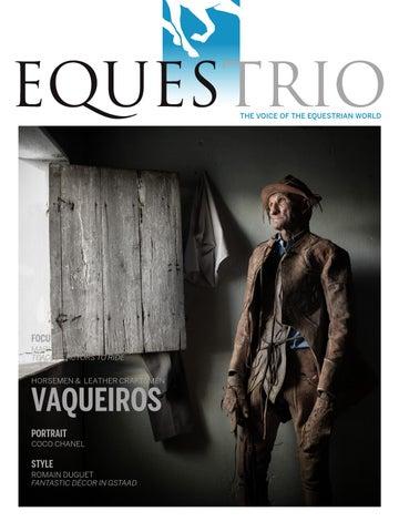 EQUESTRIO n°46 by EQUESTRIO magazine - issuu