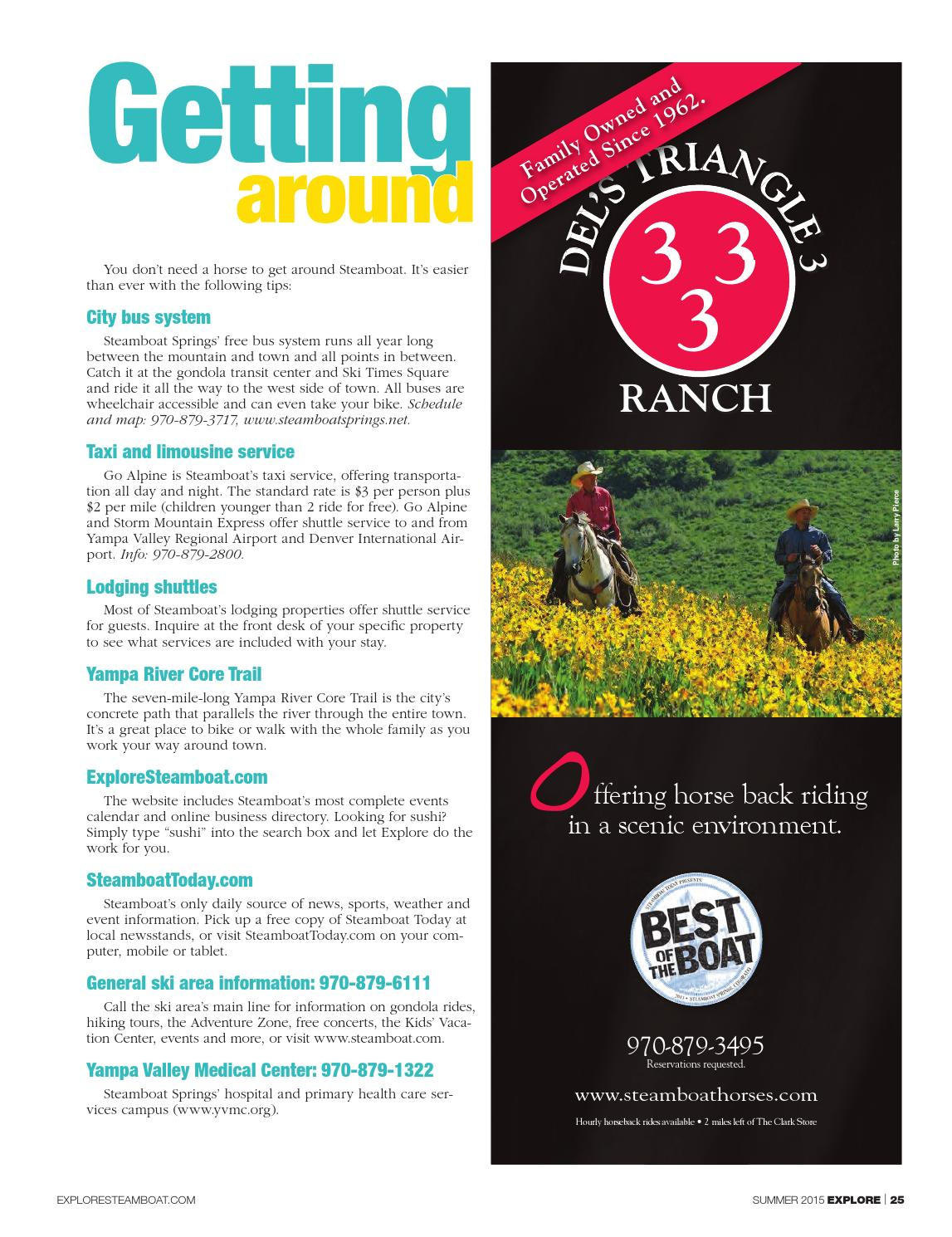 explore steamboat summer 2015 by steamboat pilot today issuu issuu