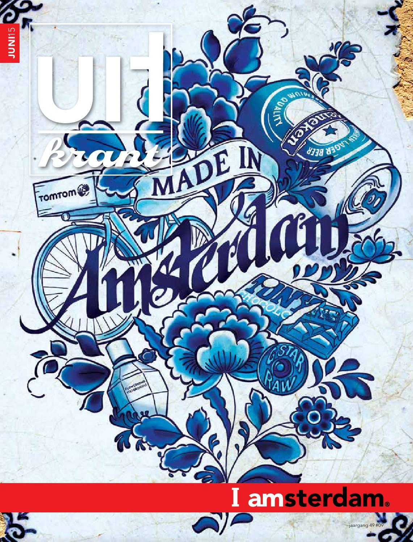 Uitkrant Juni 2015 by amsterdam partners - issuu 3bdf4287ec