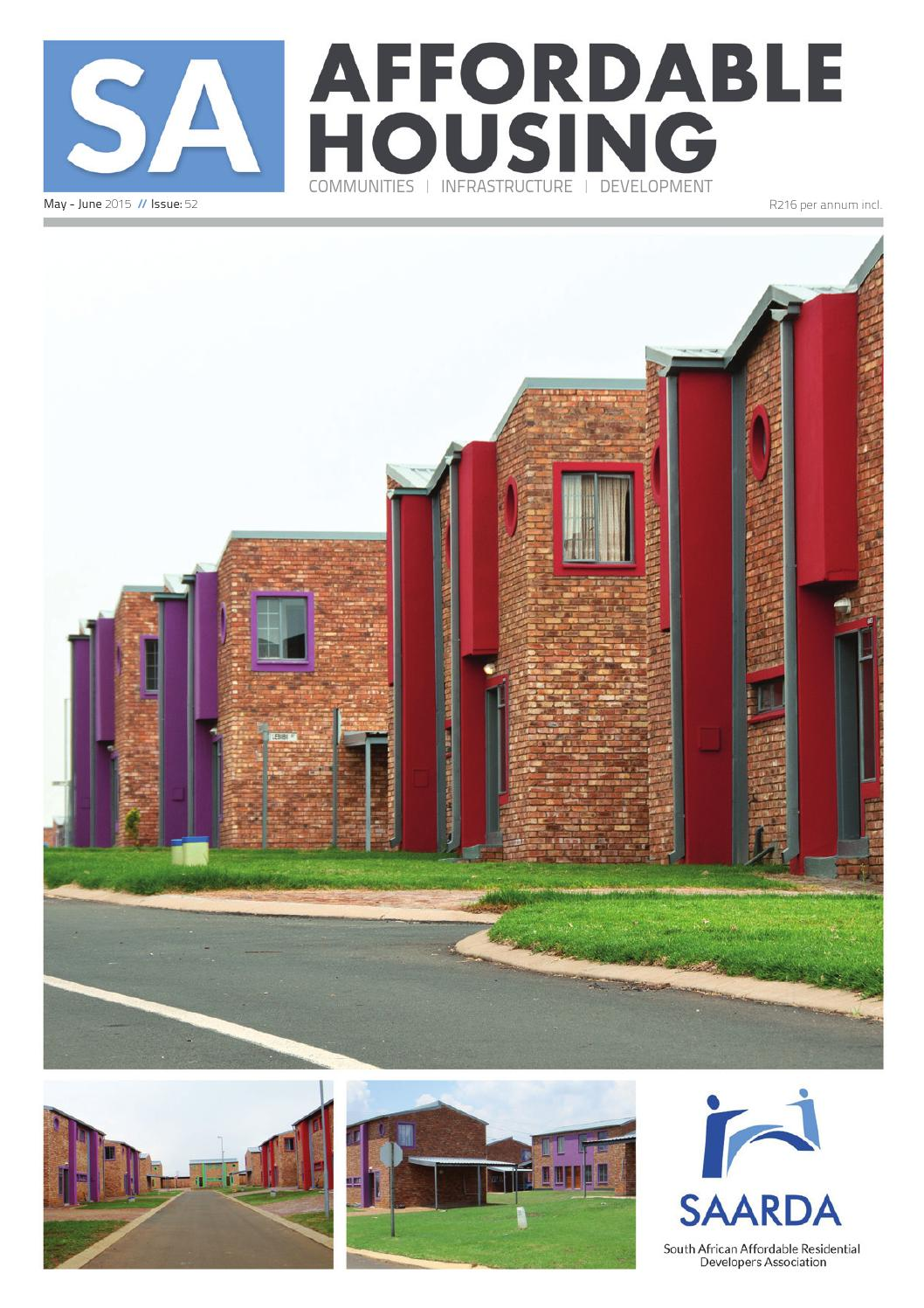 housing issue in south africa South africa has a lot of problems ashbourne also notes that there are a number of potential crises and structural issues the key risk in south africa.