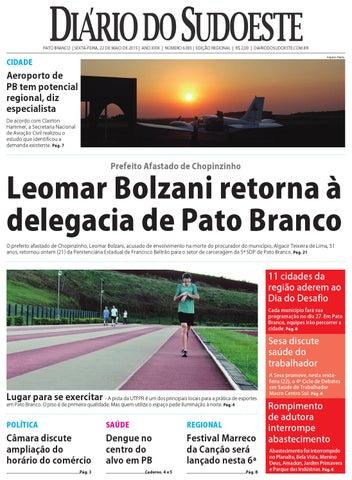1883f685c Diário do sudoeste 22 de maio de 2015 ed 6385 by Diário do Sudoeste ...