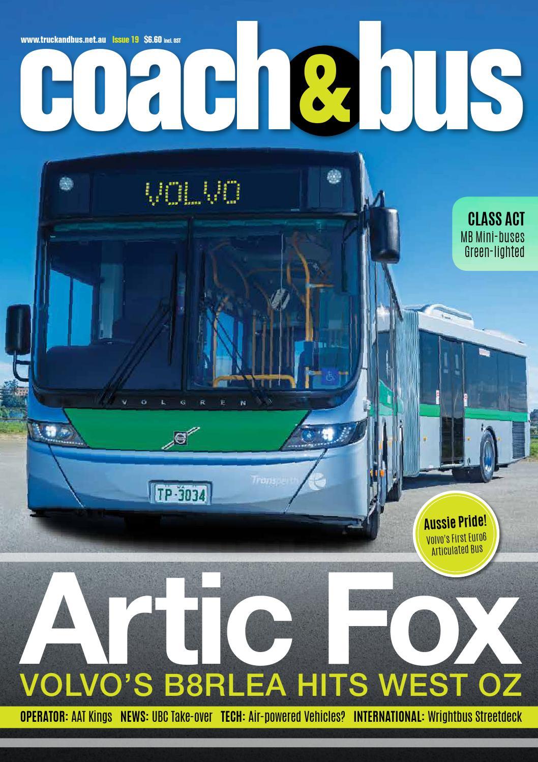 Coach and bus 19 by transport publishing australia issuu falaconquin