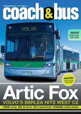 Coach and Bus 19 by Transport Publishing Australia - issuu