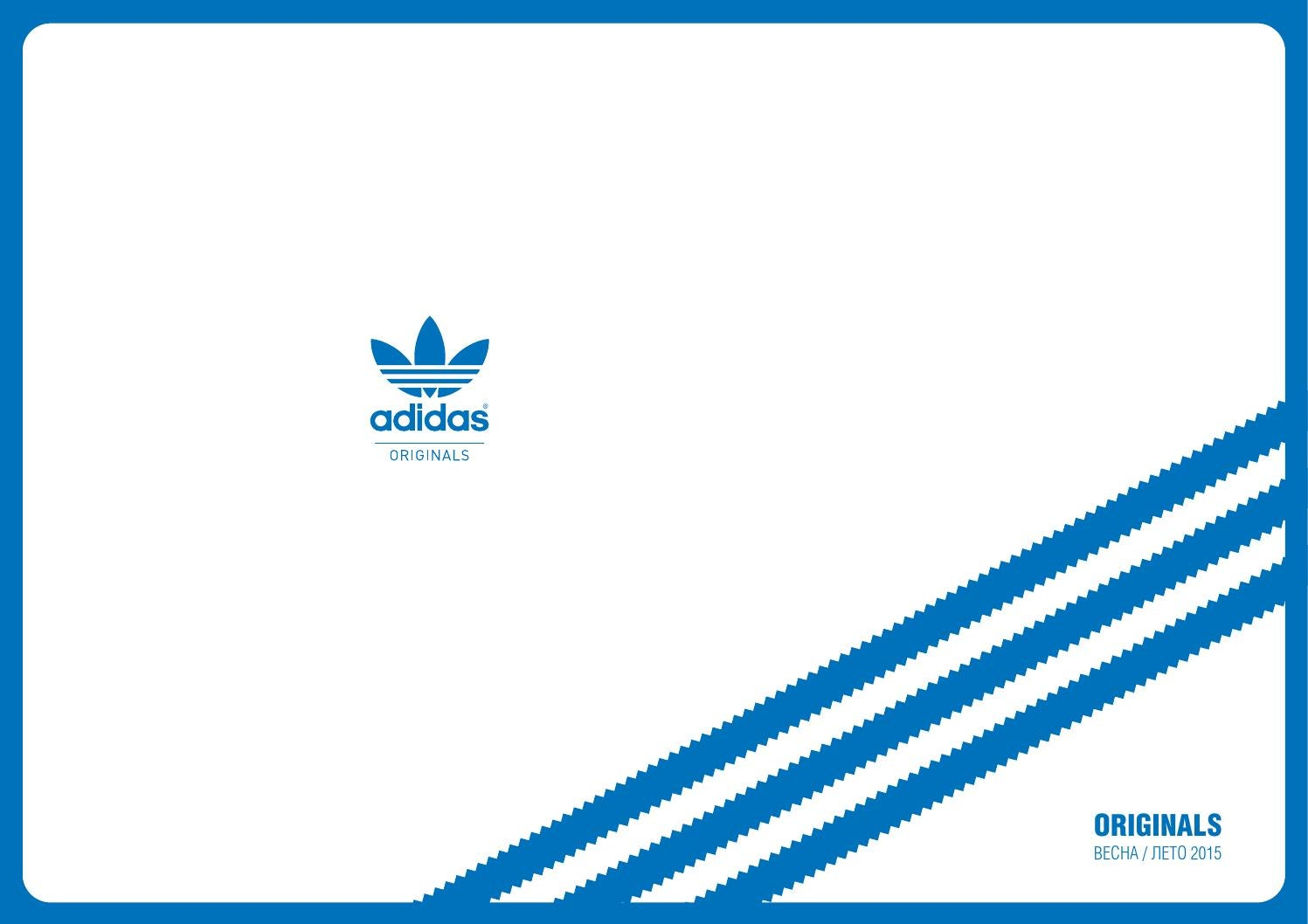 Adidas ss15 originals final by Maverick Zen issuu