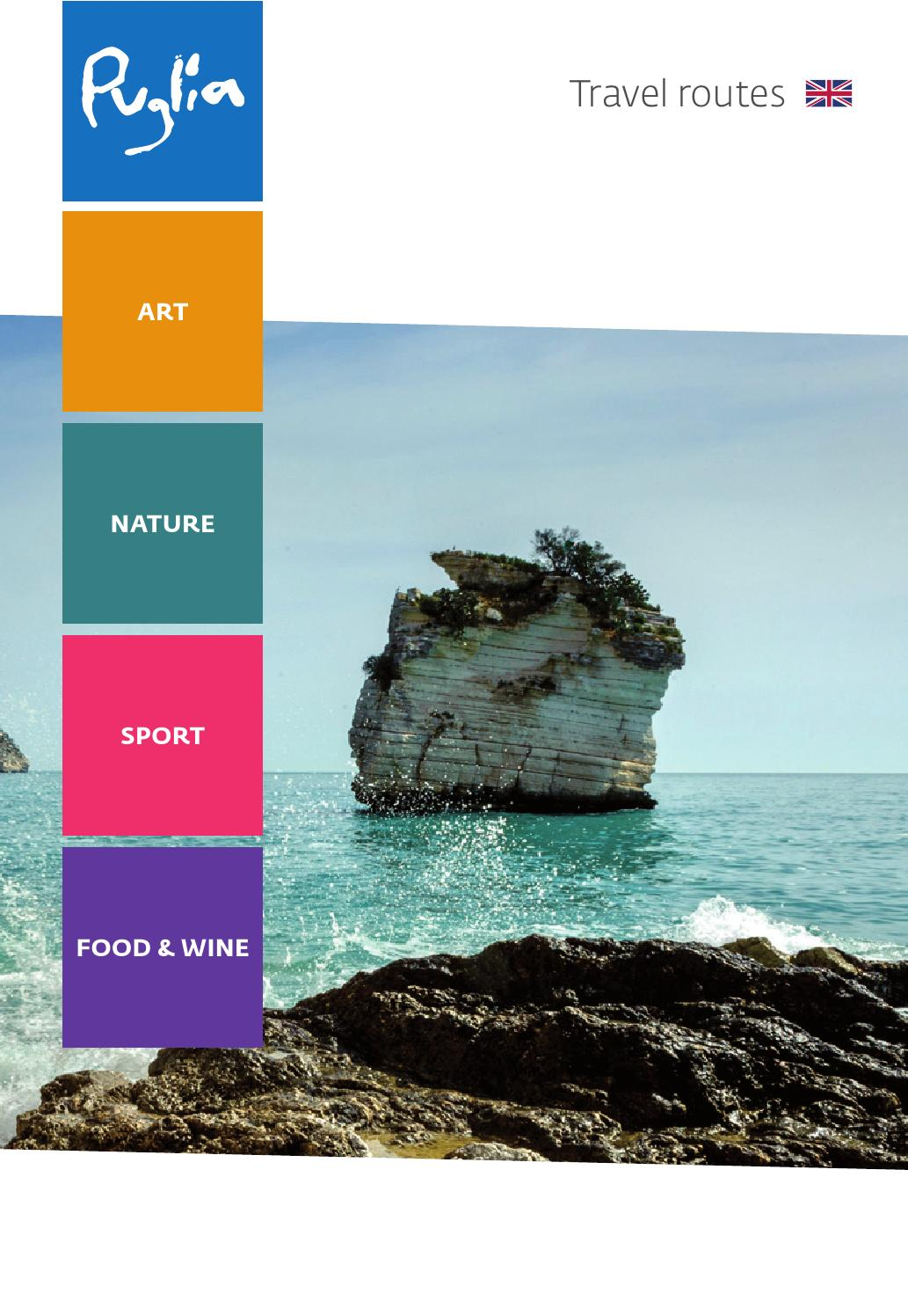 Asse Water Conca.Travel Routes In Puglia By Viaggiareinpuglia Official Issuu