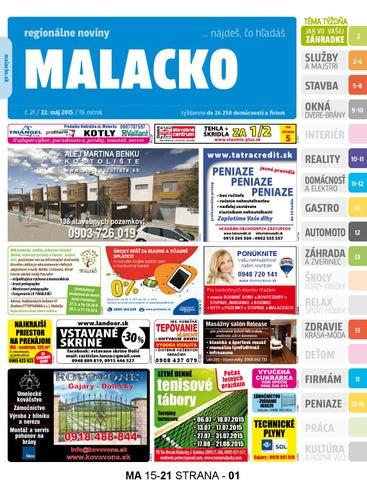 5a4fd03c7 Malacko 15-21 by malacko malacko - issuu