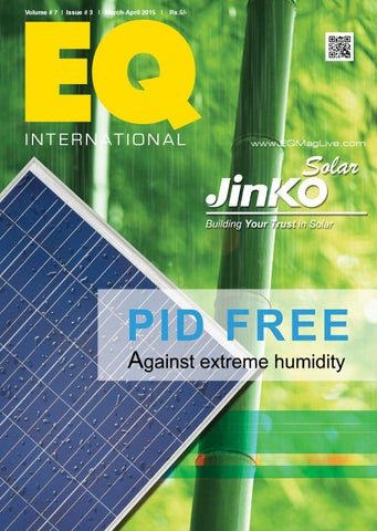 0382f70f65df EQ Int l March-April 2015 Edition by EQ Int l Solar Media Group - issuu