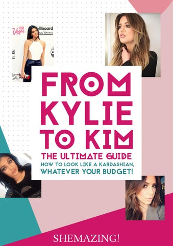 79523745798 Page 1. FROM KYLIE. TO KIM THE ULTIMATE GUIDE