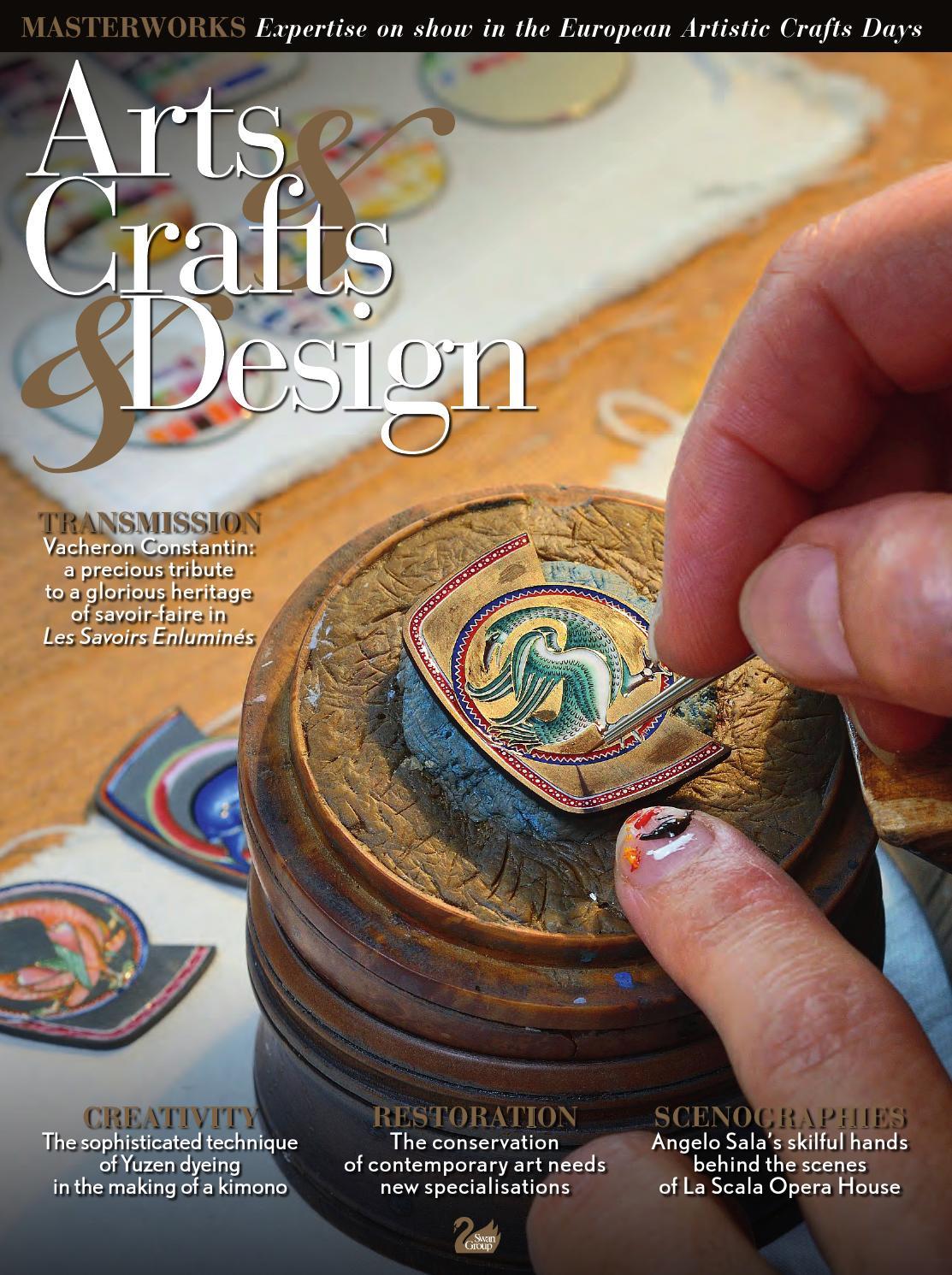 c1943e98b72 Arts   Crafts   Design n°6 by Fondazione Cologni dei Mestieri d Arte ...