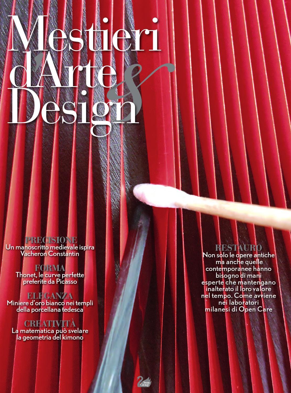 571276ebec45 Mestieri d Arte   Design 11 by Fondazione Cologni dei Mestieri d Arte -  issuu