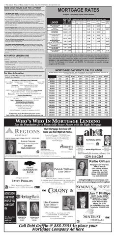 SWGA Homes 052415 by Albany Herald - issuu