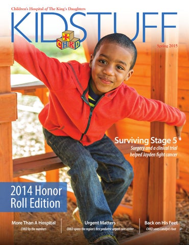 Chkd Kidstuff Summer 2017 By Childrens Hospital Of The Kings
