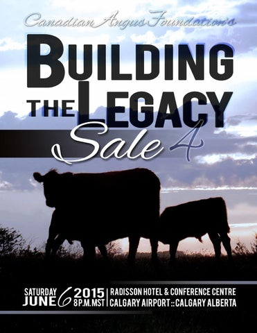 b7e87bb74f Saturday | June 6 2015 | 8:00 P.M. MST Radisson Hotel & Conference Centre  Calgary Airport | Calgary, Alberta AUCTIONEERS