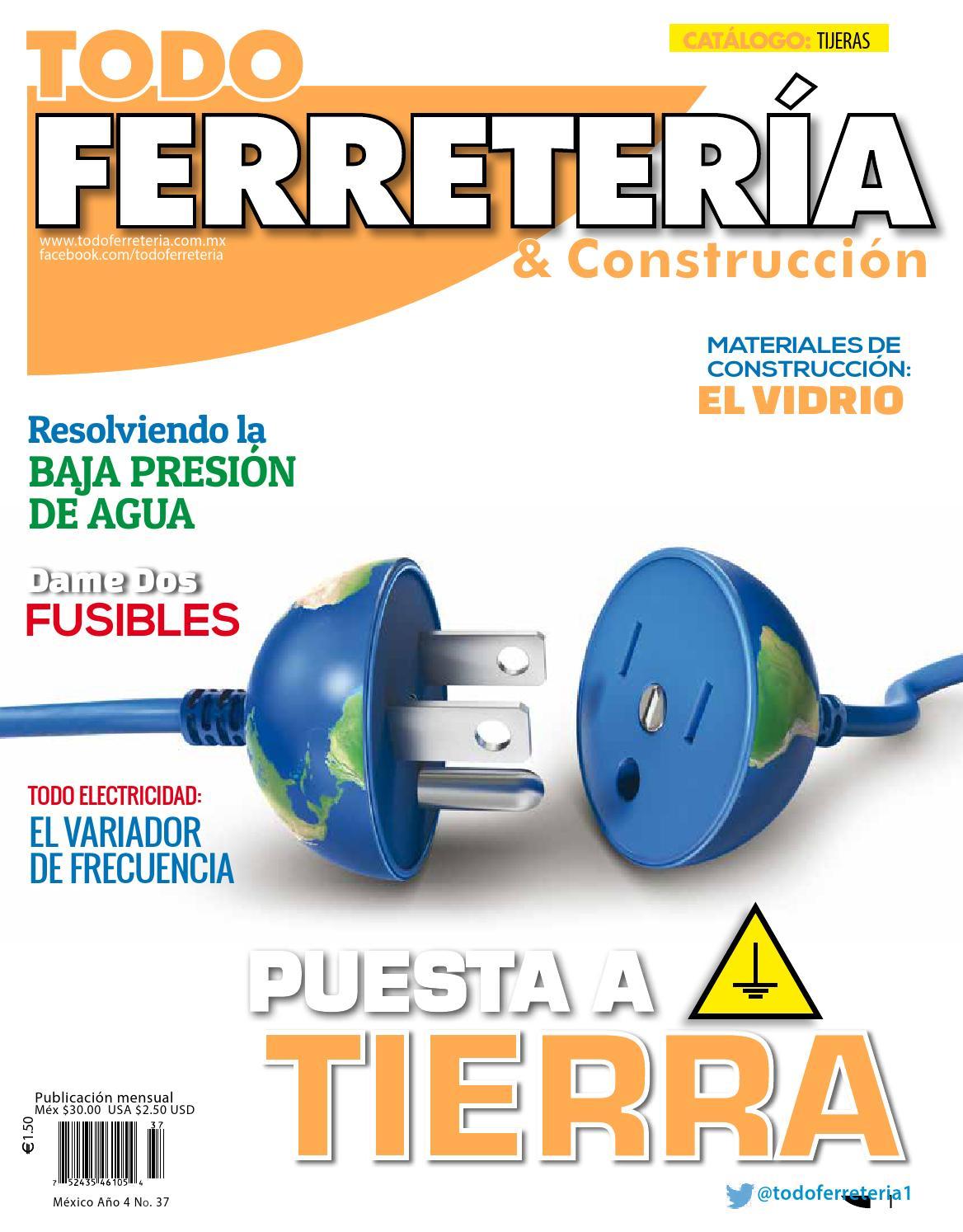 Edic. 46 AGUA CALIENTE CON ENERGIA SOLAR by TODO FERRETERÍA - issuu