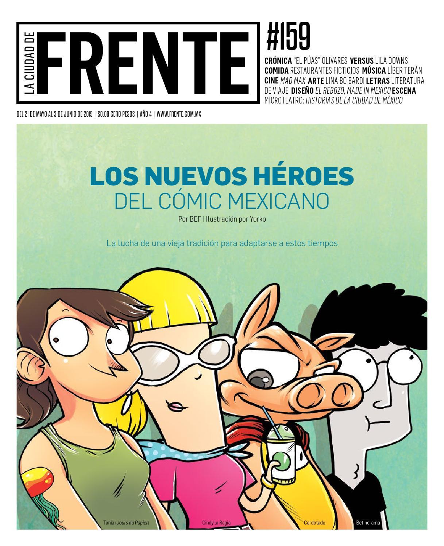 Frente #159 by La semana de Frente - issuu