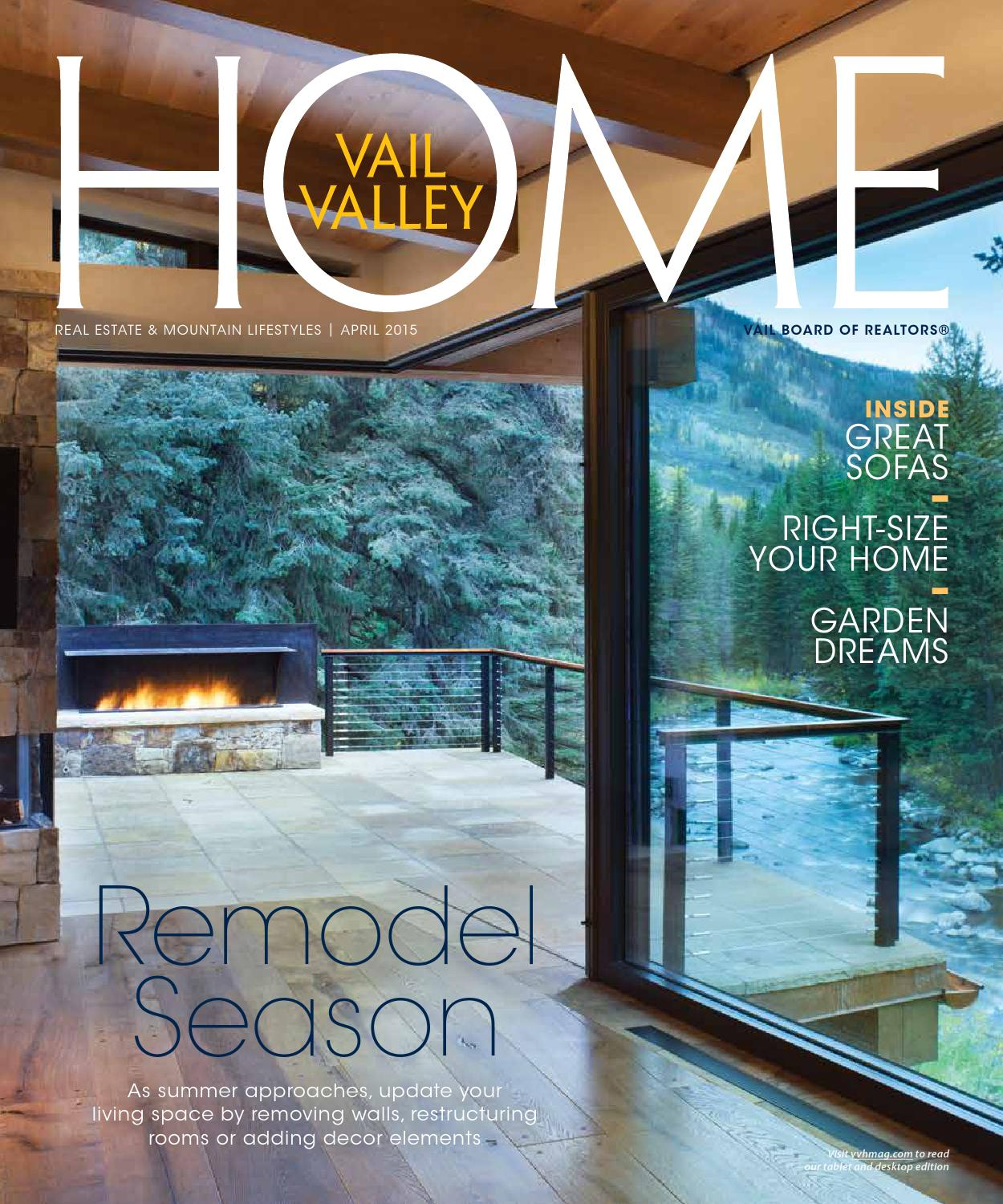 Vail Valley Home by Colorado Mountain News Media - issuu