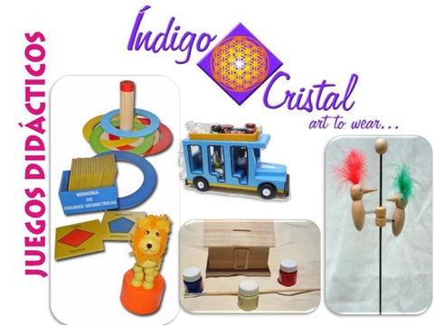 Juegos Didacticos 2015 By Indigo Cristal Issuu