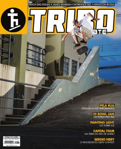 Tribo Skate  232 by Revista Tribo Skate - issuu 56f16f56760f7