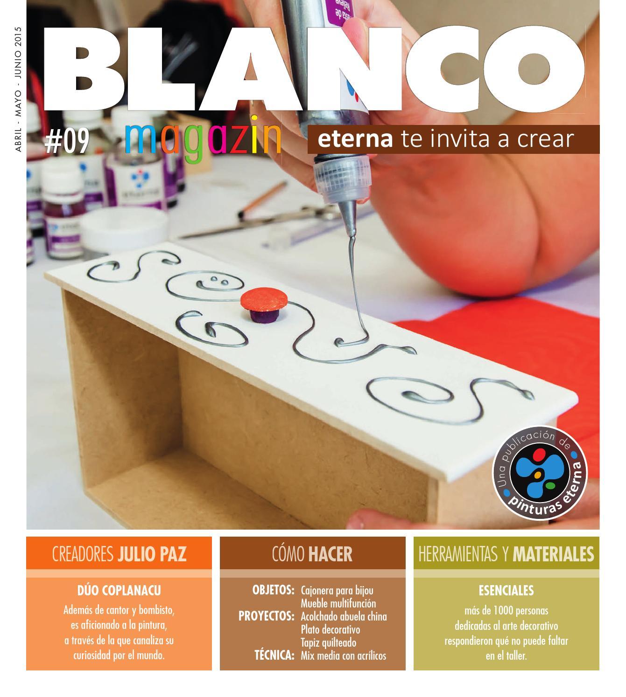 Blanco Magazin 09 by BLANCO MAG - issuu