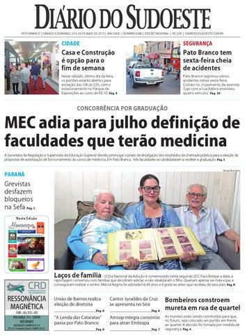 d5825e5774 Diário do sudoeste 23 e 24 de maio de 2015 ed 6386 by Diário do ...
