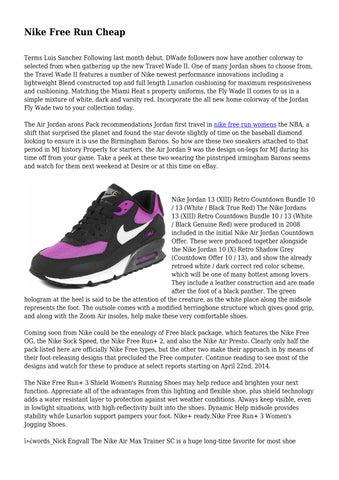 Nike Free Run Cheap by tallidea1354 issuu