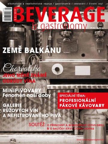 889268c9864 Beverage   Gastronomy 5-6 2015 by Wpremium event - issuu