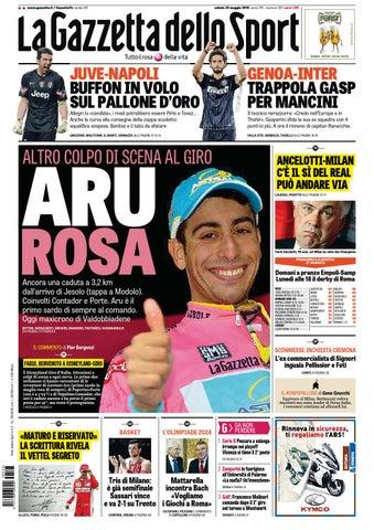 La Gazzetta dello Sport (05-23-2015) by Nguyen Duc Thinh - issuu fb3c4ecd7c3