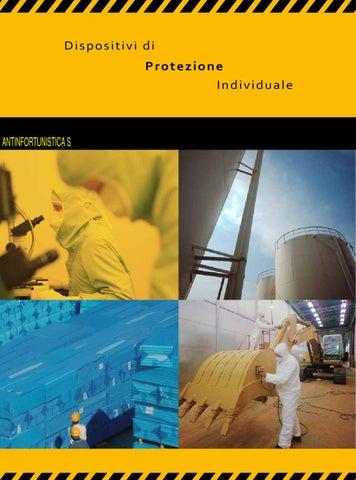 Page 1. Dispositivi di Protezione Individuale 1d7b92e89a9
