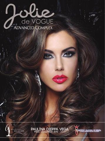 Catálogo Jolie de Vogue 2015 by Lalii García - issuu 06805d2f63