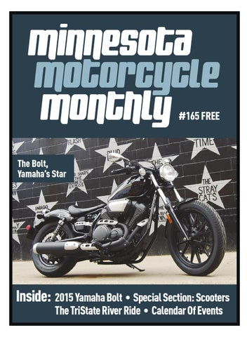 Minnesota motorcycle monthly may 2015 by minnesota motorcycle page 1 fandeluxe Gallery