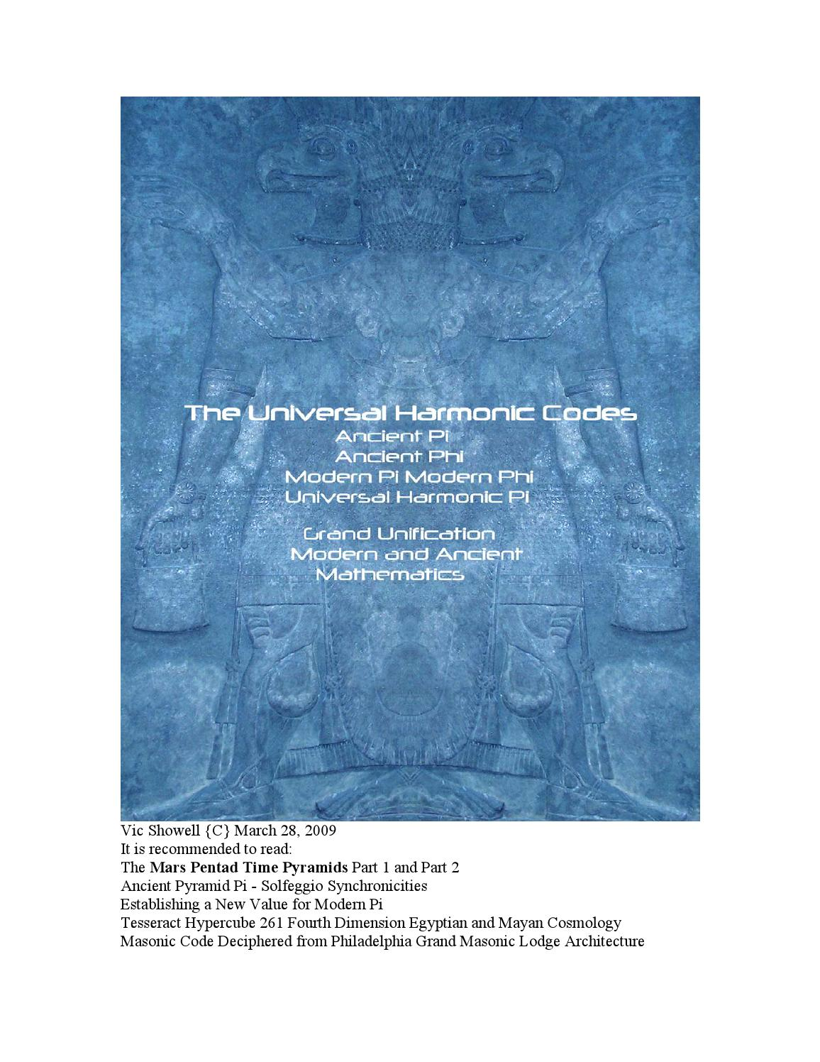 Grand unification of modern and ancient mathematics systems by House ...