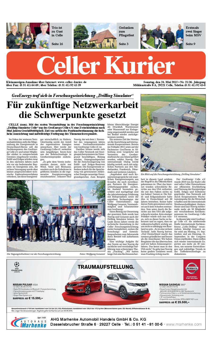Cks150524 By Verlag Lokalpresse Gmbh Issuu