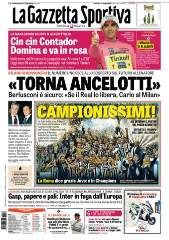 La Gazzetta dello Sport (05-24-2015) by Nguyen Duc Thinh - issuu 80e6b72ae66f