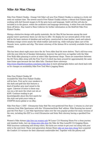 nice shoes check out cheaper Nike Air Max Cheap by spookyguy6820 - issuu