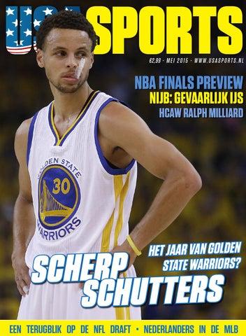 065034c4f152 NBA Finals 2015 by HOOP - issuu