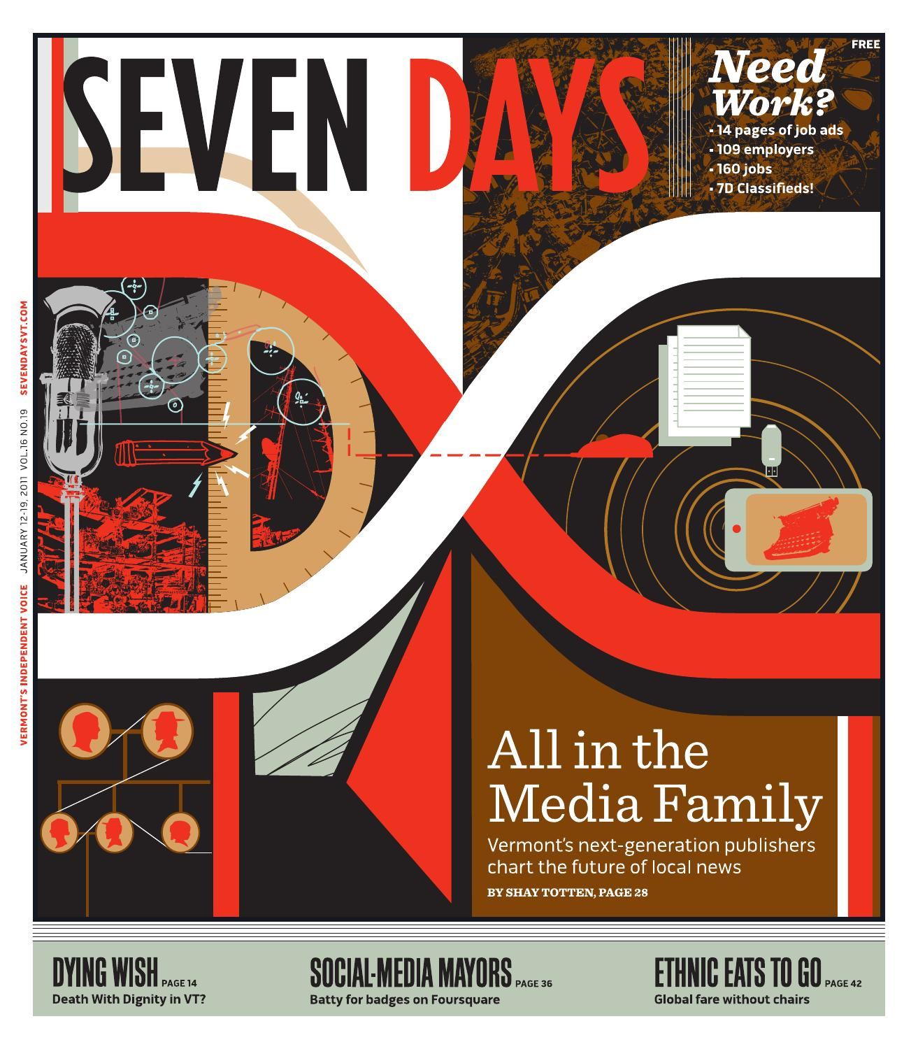 Seven Days, January 12, 2011 by Seven Days - issuu