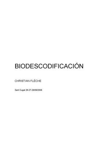 6 fleche christian biodescodificacion by Eelece - issuu