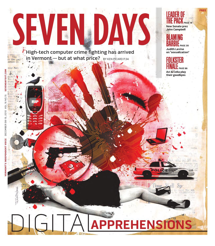 Seven Days, December 8, 2010 by Seven Days - issuu