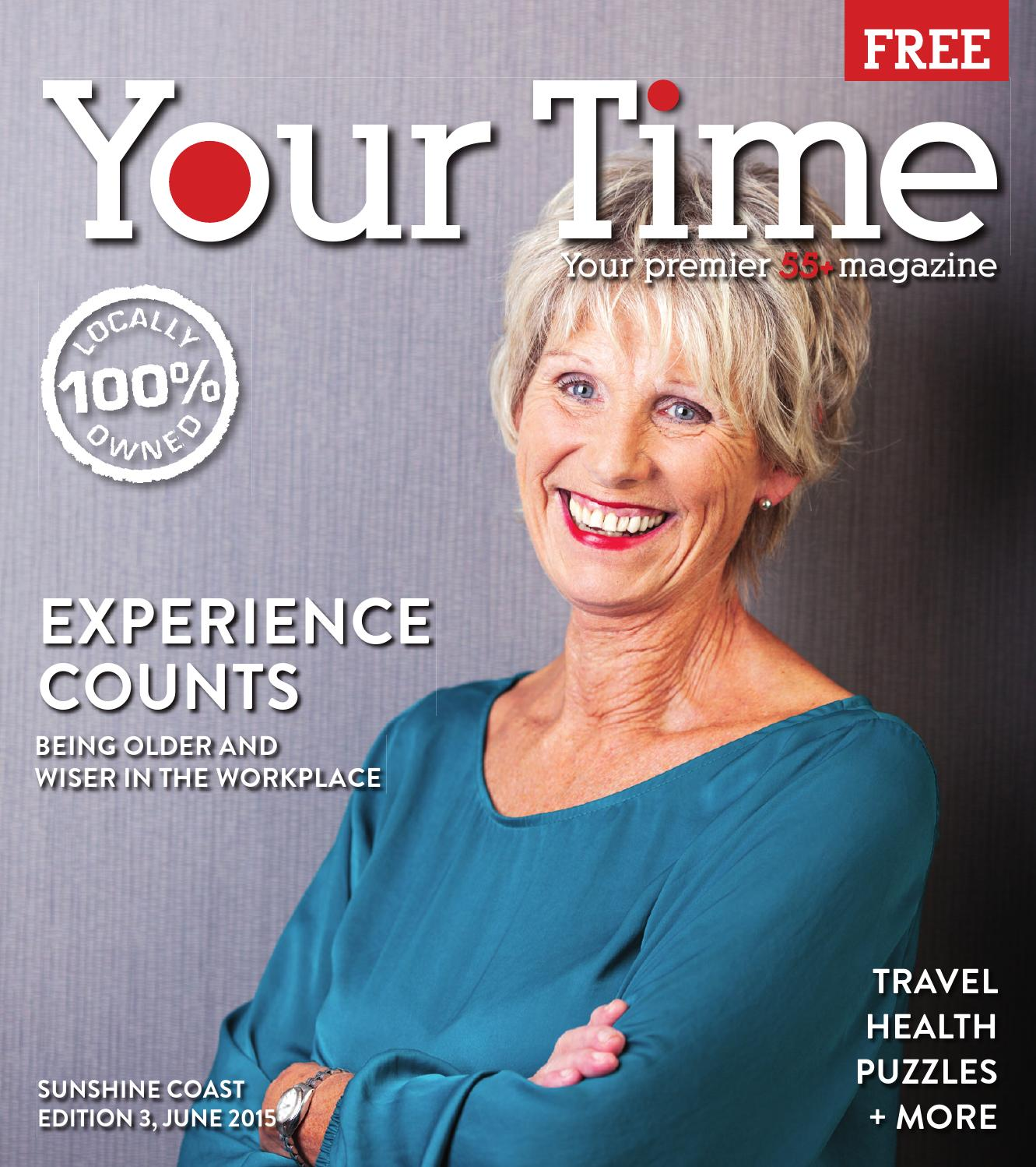 Your Time Sunshine Coast June 2015 Edition By My Weekly