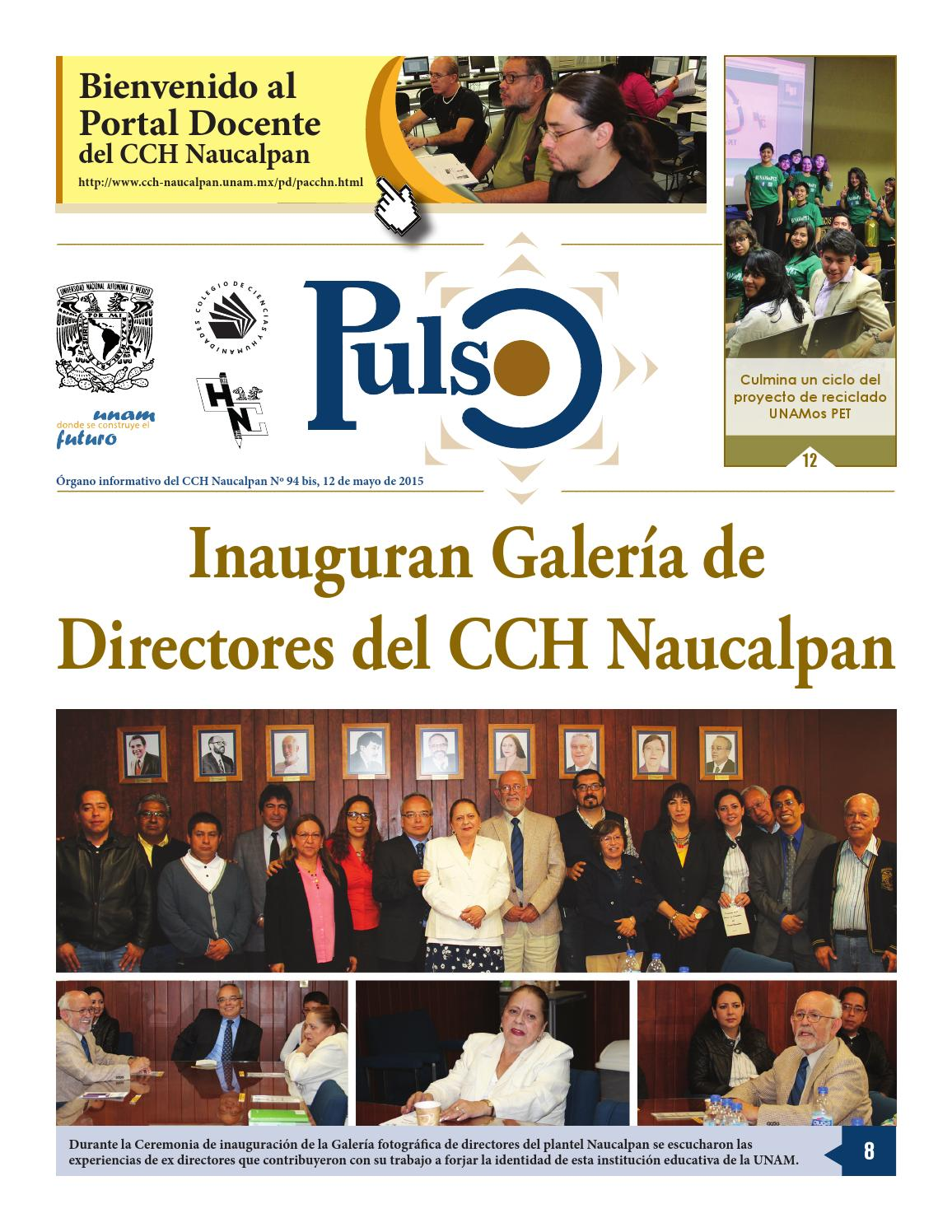 Pulso94bis by Pulso CCH Naucalpan - issuu