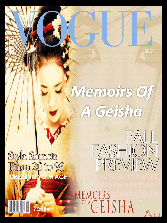 Memoirs of a geisha by Alice An - issuu