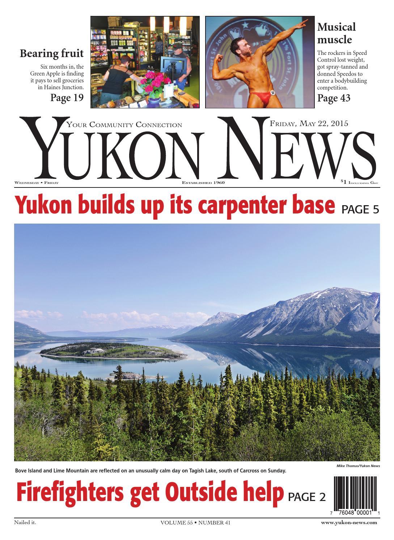 Yukon News May 22 2015 By Black Press Media Group Issuu